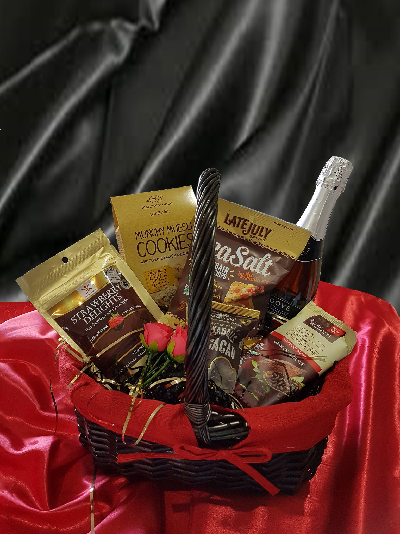 Devilicious shop special dietary hampers online devilicious vegan craving negle Gallery